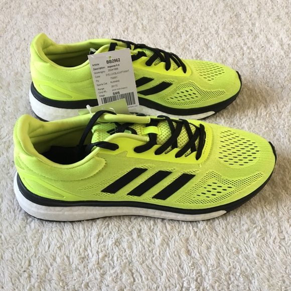 brand new e91e5 ae560 Men s Adidas Response Limited Running Shoes Sz 9